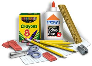 300x217 Grade Level Supply Lists Supply Lists