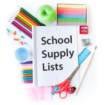 350x350 School Supply Lists 2017 2018