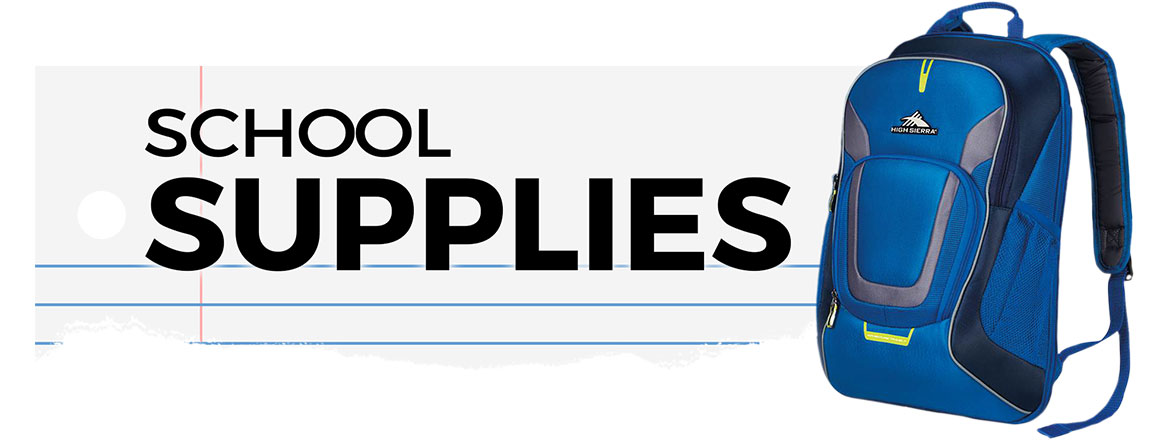 1170x440 School Supply Lists