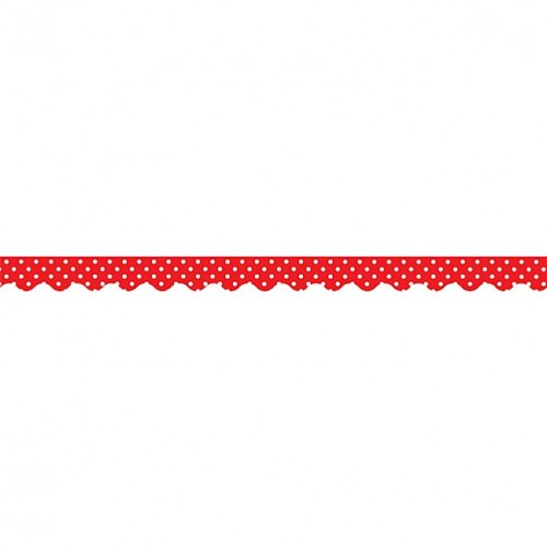 500x500 Red Line Border Clipart