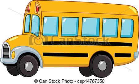 450x272 Cute School Bus Clip Art Clipart Panda