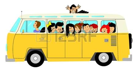 450x237 School Bus Driver Clipart