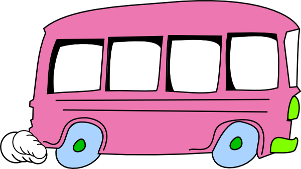 600x338 Speeding School Bus Clipart Kid