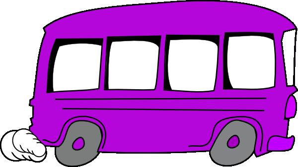 600x337 Bus Clip Art