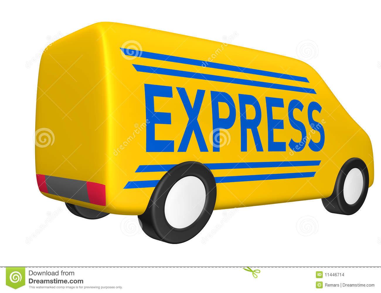 1300x1000 Vans Clipart Delivery Van