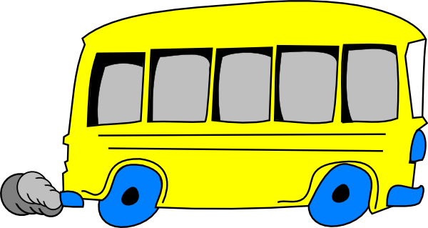 600x319 Bus Clipart School Van 2685358