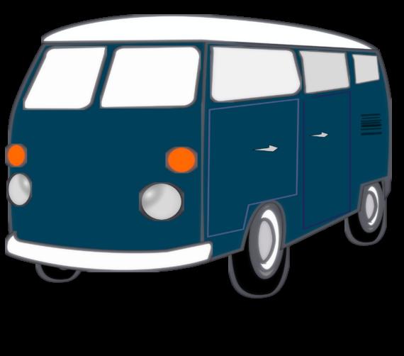 570x502 School Van Clipart Png