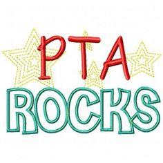 236x236 Pta Rocks, Would Be Cute On Shirts Pta Pta, Rock