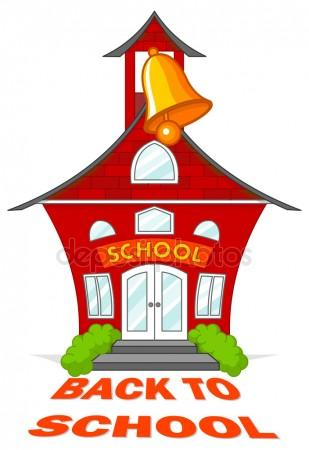309x450 Red Schoolhouse Stock Vectors, Royalty Free Red Schoolhouse