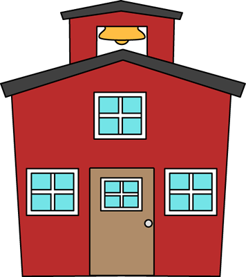 356x400 Best Of Schoolhouse Clipart Red Schoolhouse Clip Art Red