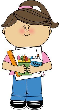 Schoolkids Clipart