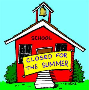 297x300 Schools Almost Out Clipart