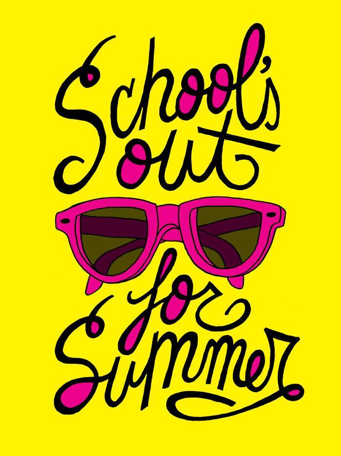 700x936 Schools Out Clip Art