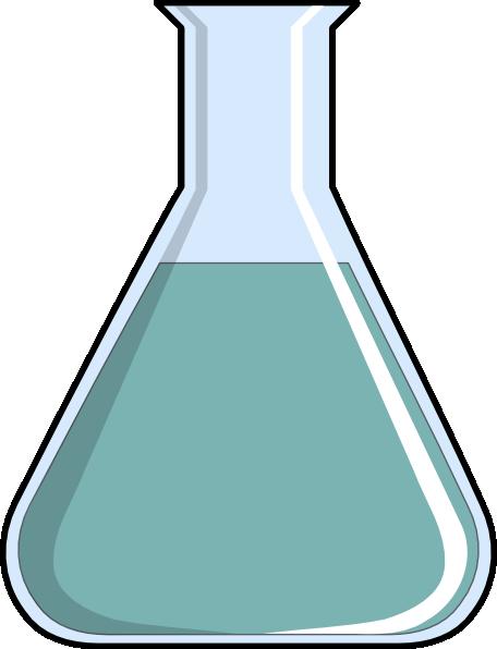 456x596 Flask Token Clip Art