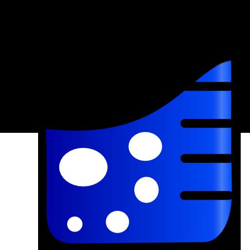 512x512 Laboratory Beaker Icon Clipart Image