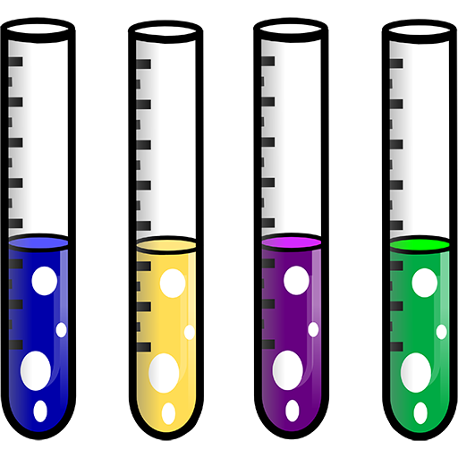 512x512 Test Tube Laboratory Clipart Image