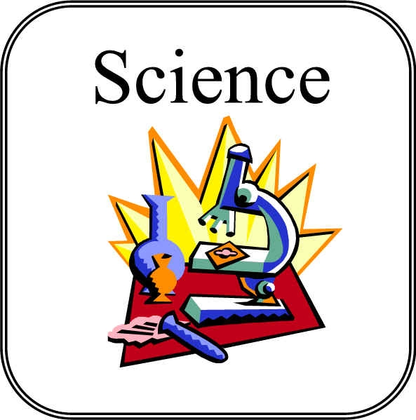 593x599 Art and science clipart