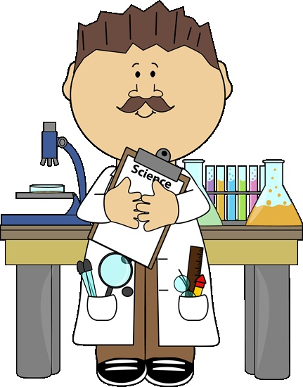 431x550 Science Clip Art