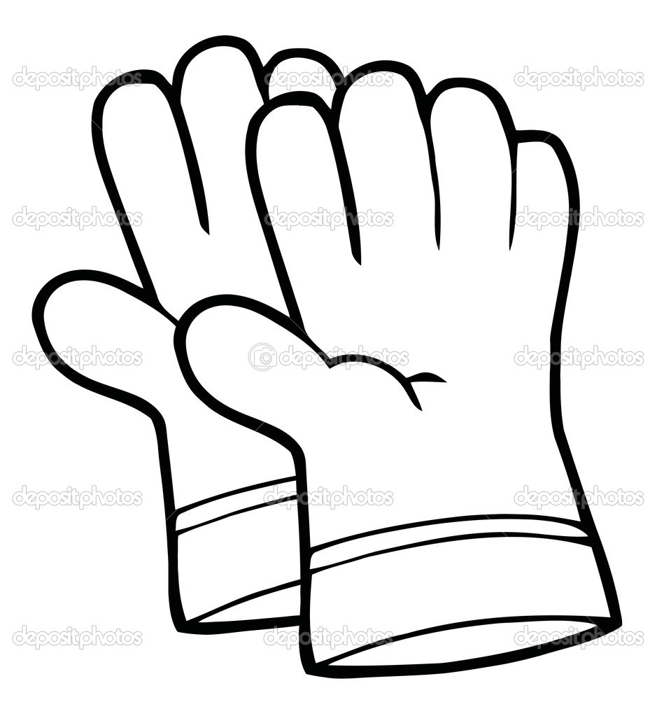 939x1023 Glove Clipart Science