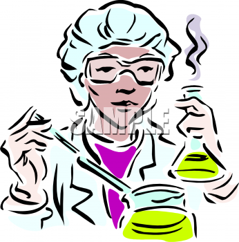 346x350 Royalty Free Chemistry Clip art, Science Clipart
