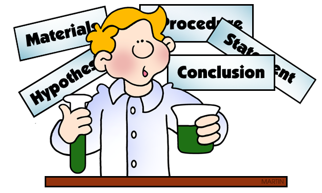 627x376 Science Clip Art by Phillip Martin, Scientific Method