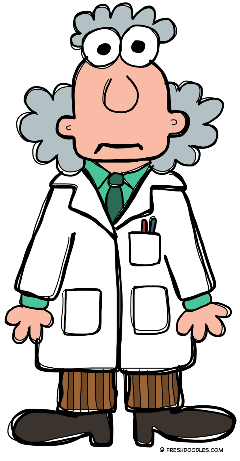 833x1600 Science Teacher Clipart