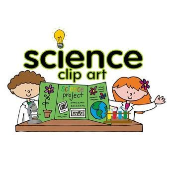 346x350 Science clip art set School, Science tools and Science resources