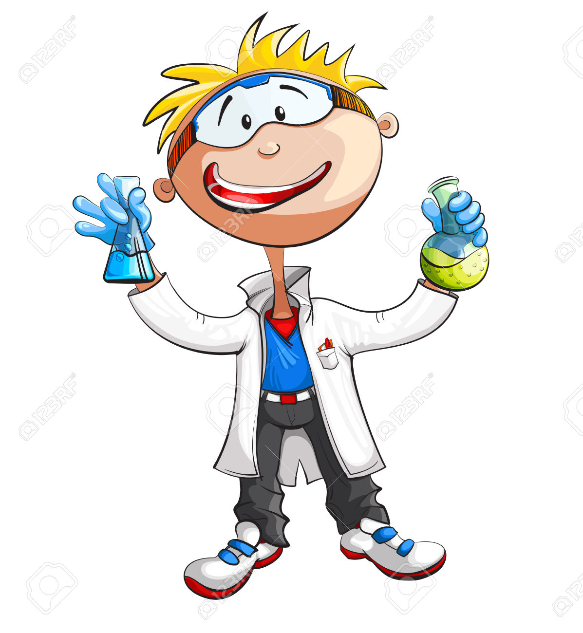 1197x1300 Science clipart child scientist
