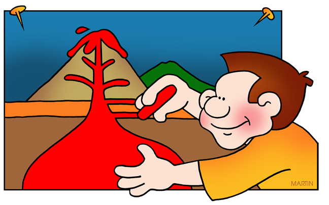 648x405 Volcano clip art free free clipart images 2 image