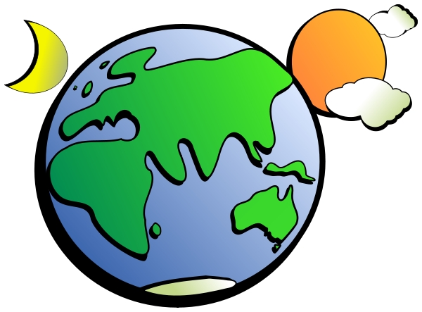 600x443 Earth Science Clipart