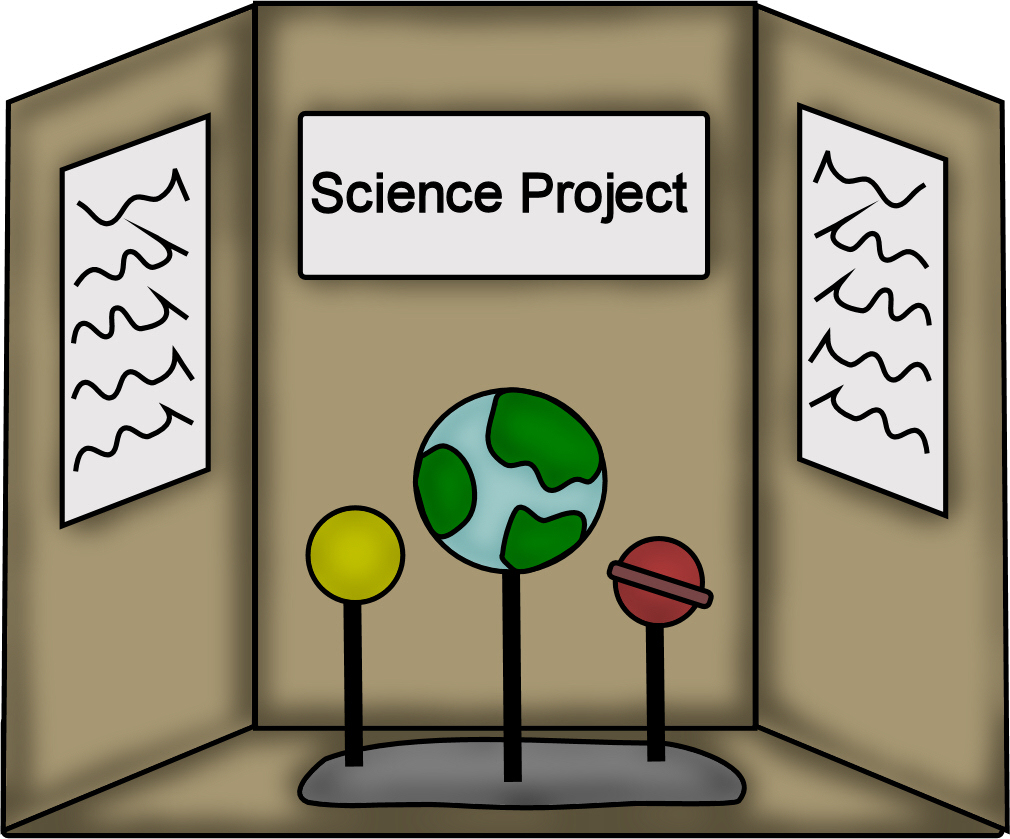 1010x839 Free Science Experiment Clipart Image