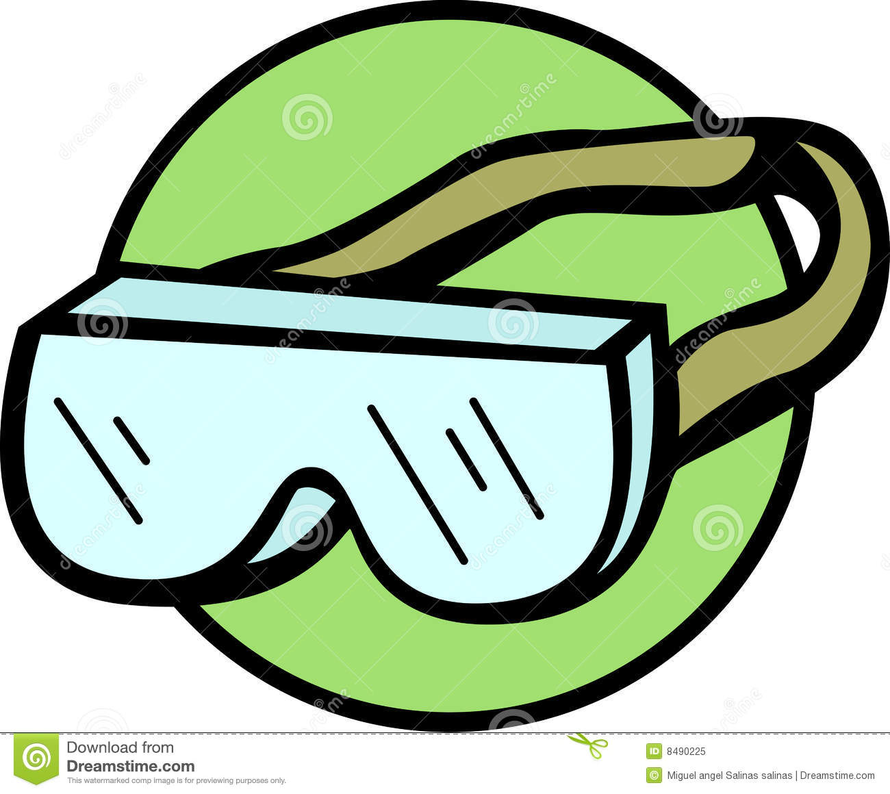 1300x1160 Goggles Clipart Science