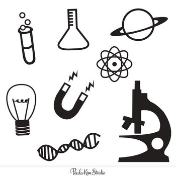 350x350 Free Science Clipart By Paula Kim Studio Teachers Pay Teachers