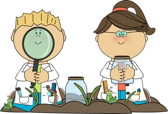 550x374 Free Science Teacher Clipart Image