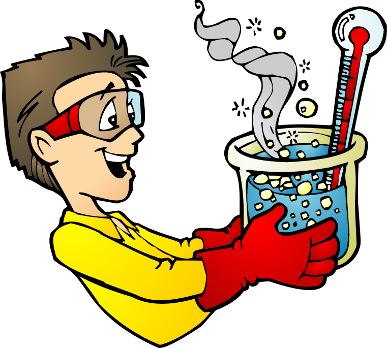 761x685 Science Experiment Clipart