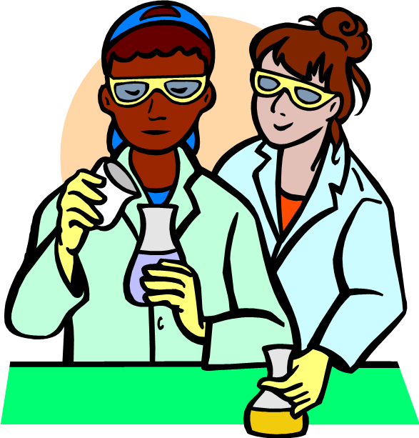 587x613 Science Results Clipart