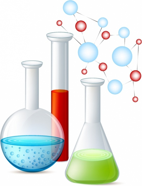 457x600 Chemistry Science Free Vector In Adobe Illustrator Ai ( Ai