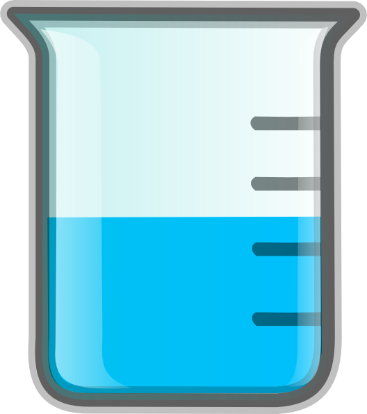 528x596 Free Science Lab Clipart Image