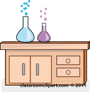 343x350 Background Clipart Science Lab