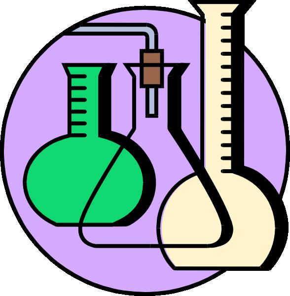 588x600 Science Lab Test Tubes Clip Art