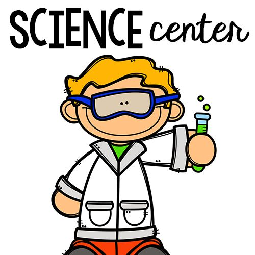 science materials clipart