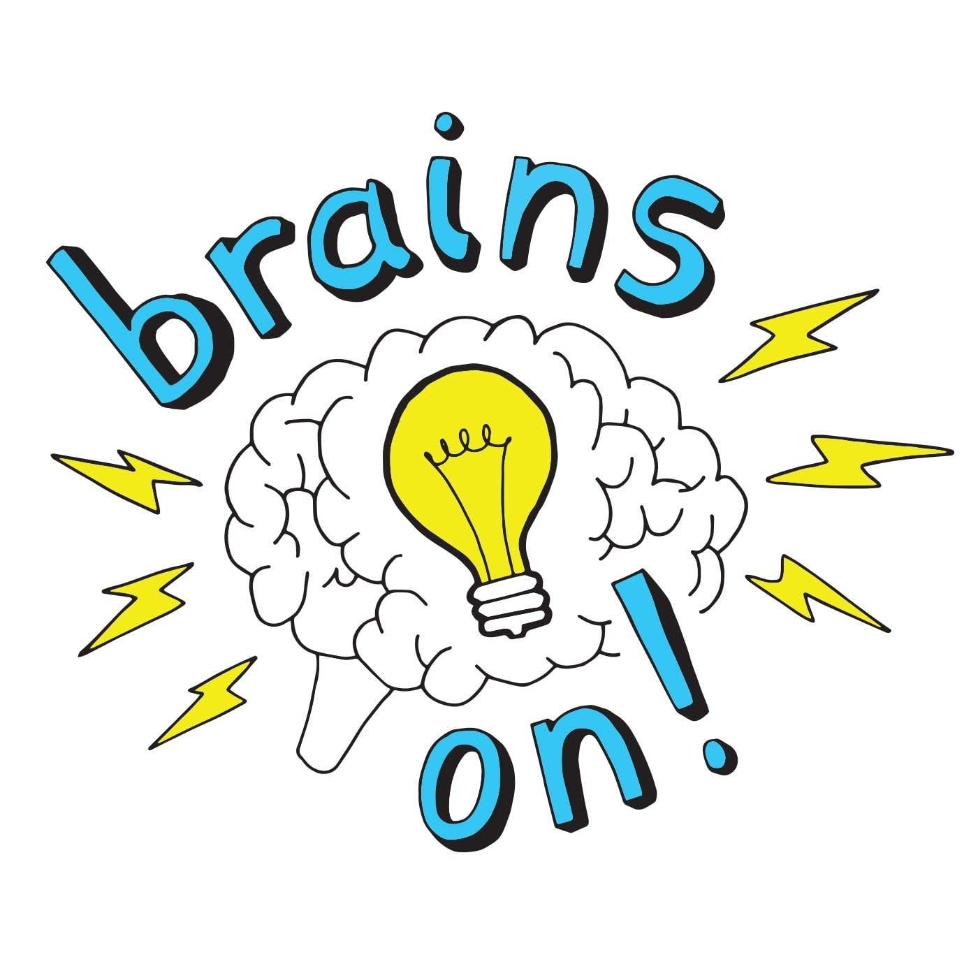 1400x1400 Brains! Science Podcast For Kids Listen Via Stitcher Radio
