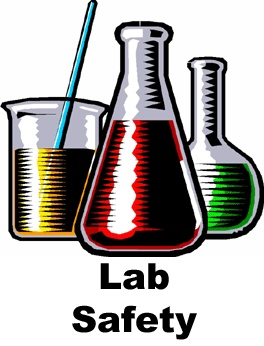 Science Safety Clipart