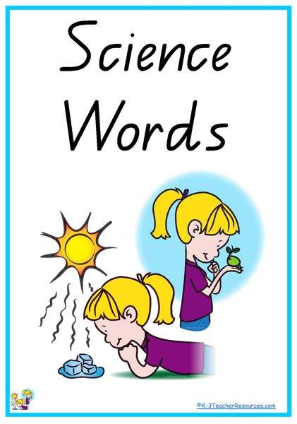 421x600 49 Science Vocabulary Words