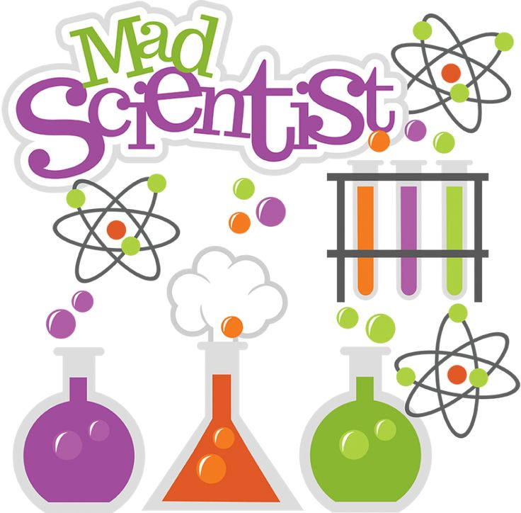 736x724 Scientist Clipart Science Word