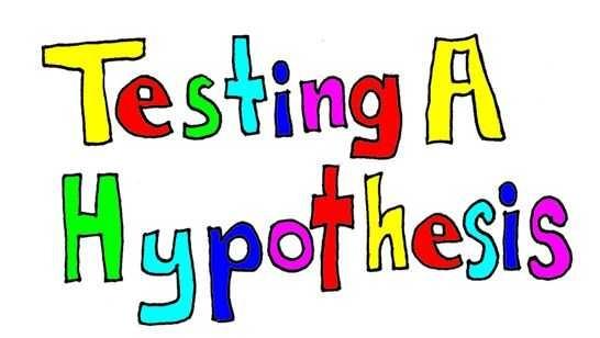 546x308 Scientific Method Clip Art Alternative Hypothesis Preschool