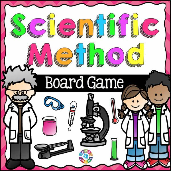 600x599 Scientific Method Board Game Games 4 Gains