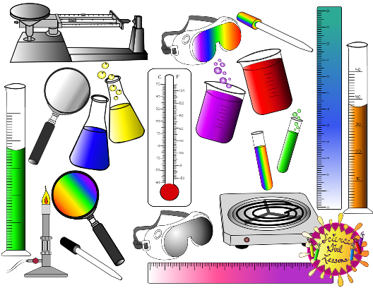528x408 Scientific Tools Clipart