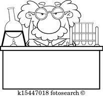 206x194 Mad Science Clip Art And Illustration. 320 Mad Science Clipart
