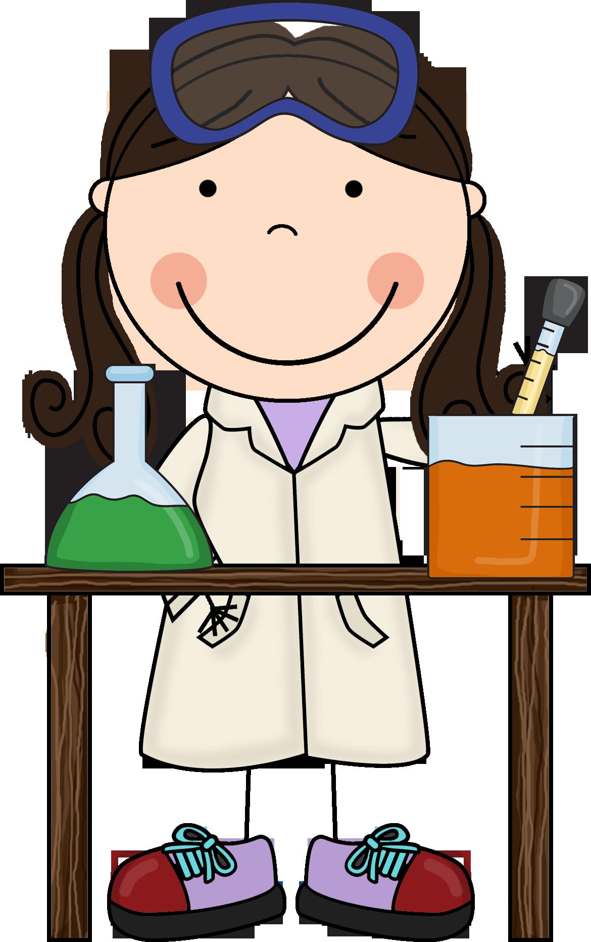 1170x1862 Science Clipart Little Scientist